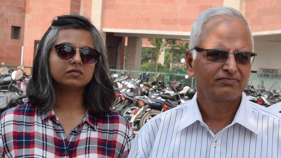 Chandigarh stalking,IAS lobby,Vikas Barala