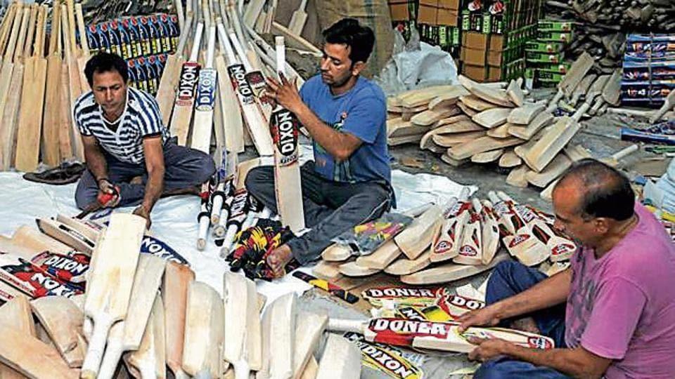 GST,GST blues,sports goods makers
