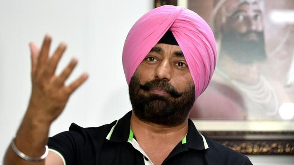 Leader of Opposition in Punjab assembly Sukhpal Singh Khaira