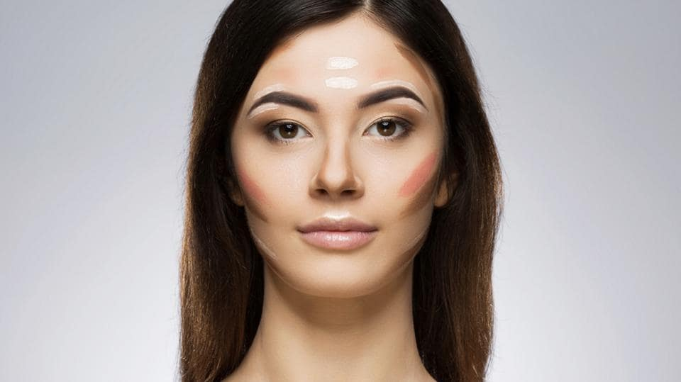 It's time to get rid of overly done contouring.