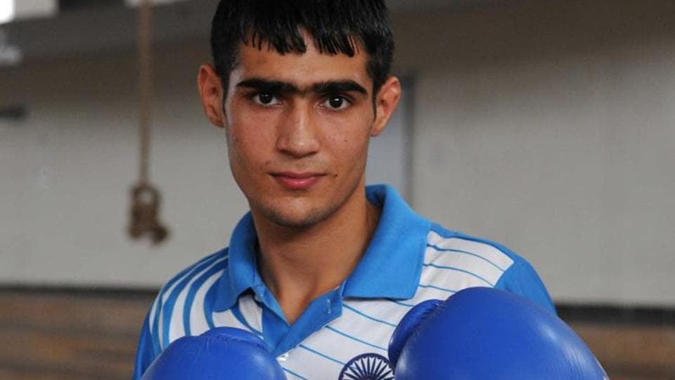 Sachin Siwach, 19, will fight in the light flyweight (49kg) category for Indian Tigers at the World Series Boxing (WSB)away fixture against Astana Arlans Kazakhstan.