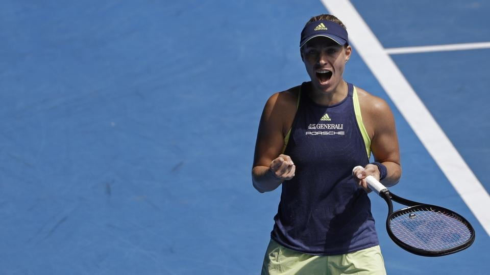 Angelique Kerber, who is the 2016 Australian Open champion, has stayed unbeaten in 2018 so far having won the Sydney International earlier.