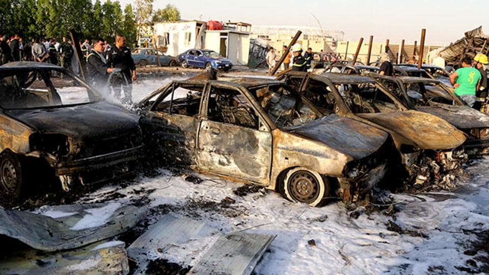 Libya has been rocked by chaos since a 2011 uprising that toppled and killed dictator Moamer Kadhafi, with two rival authorities and multiple militias vying for control of the oil-rich country.