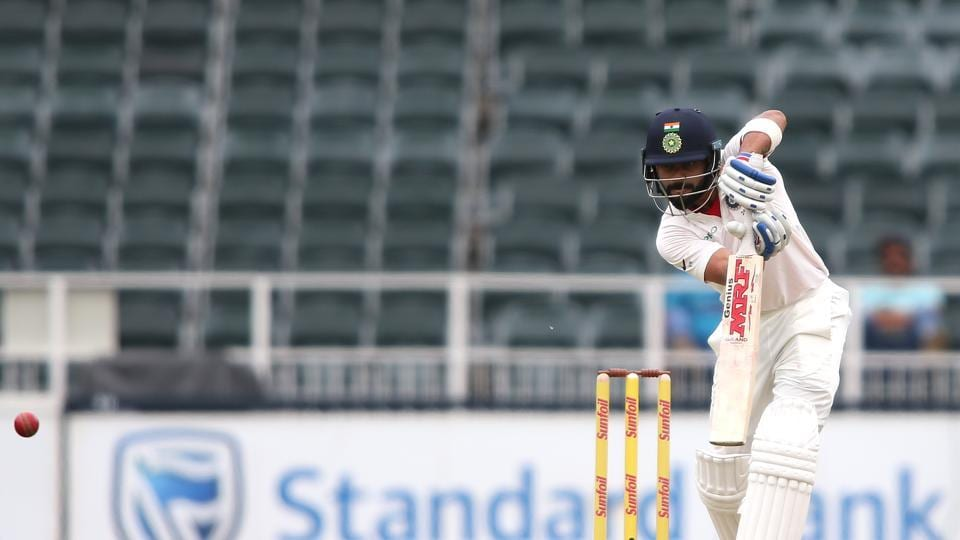 Kohli, who was dropped twice, hit his 16th fifty.   (BCCI )