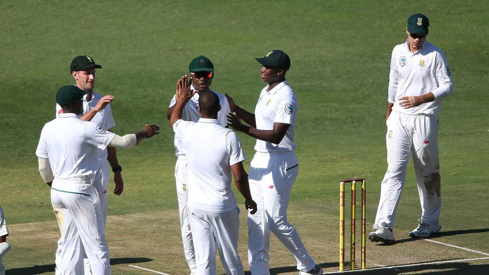 But India lost six wickets for 44 runs and were bundled out for 187. Rabada took three wickets while Morkel, Philander and Andile Phehlukwayo took two apiece. (BCCI )