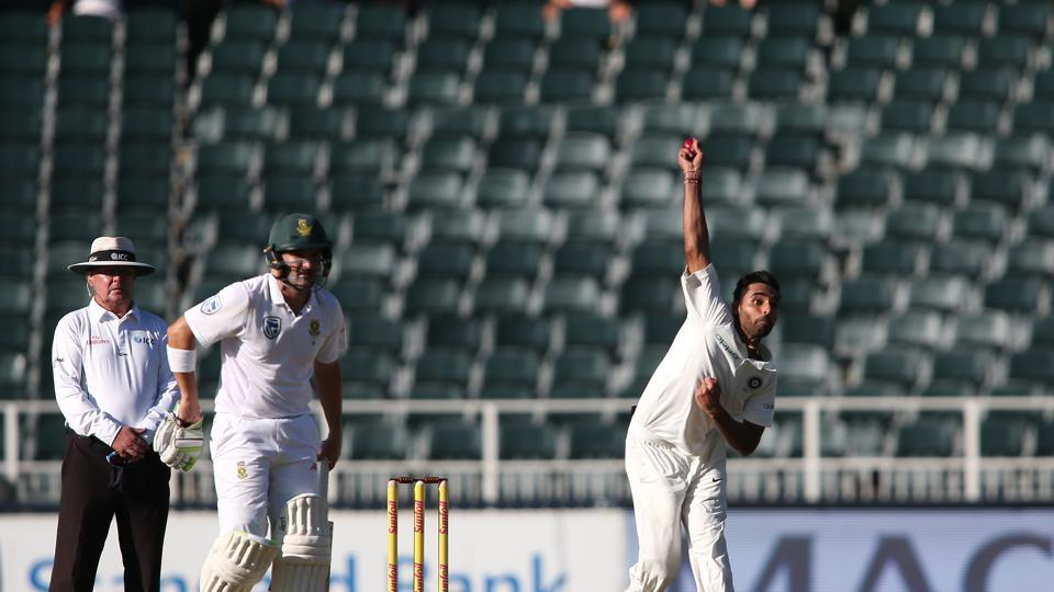 India will look to strike early on Day 2 and restrict South Africa to a low total.   (BCCI )