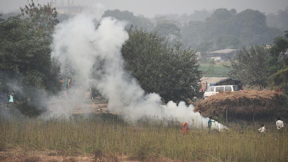 Stubble burning,Supreme Court,Delhi NCR