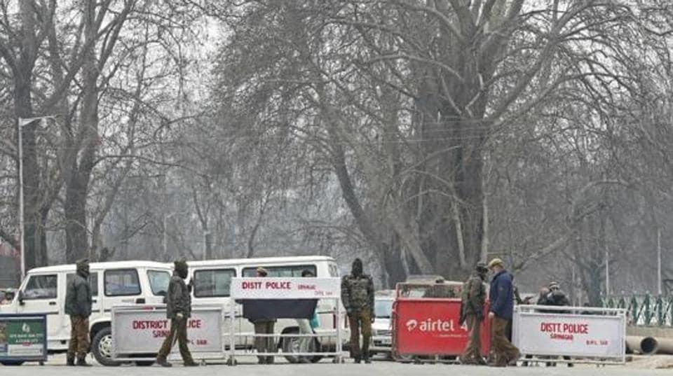 Jammu and Kashmir,Home ministry,Militants
