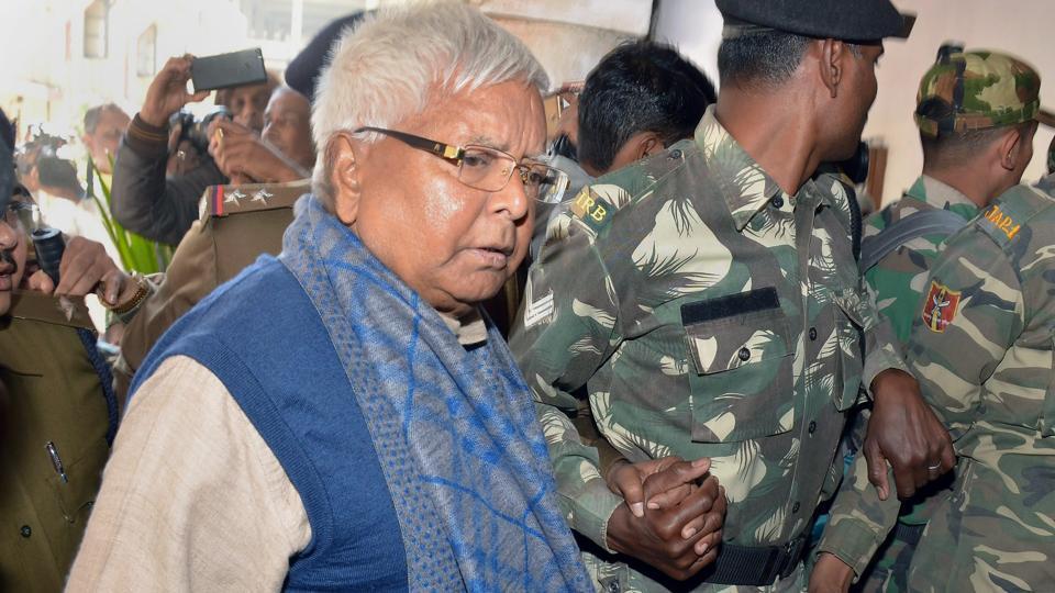Lalu Prasad Yadav,Fodder Scam,Central Bureau of Investigation
