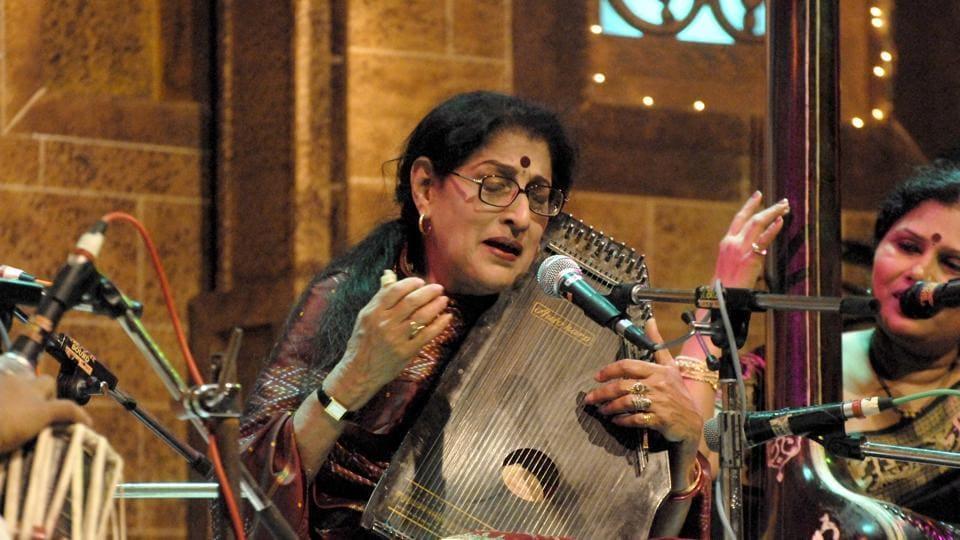 ishori Amonkar a Marathi classical singer passed away in April 2017.
