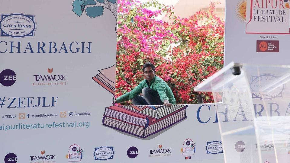 Jaipur Literature Festival,JLF,Jaipur Literature Festival 2018