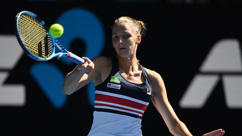 Australian Open,Karolina Pliskova,Simona Halep