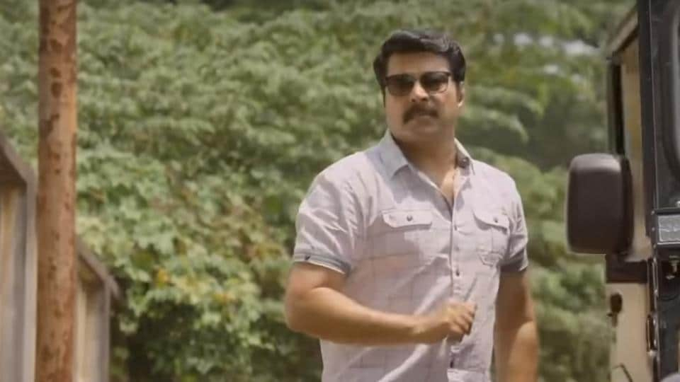 street lights movie review the shamdat sainudeen directorial stars superstar mammootty as a cop