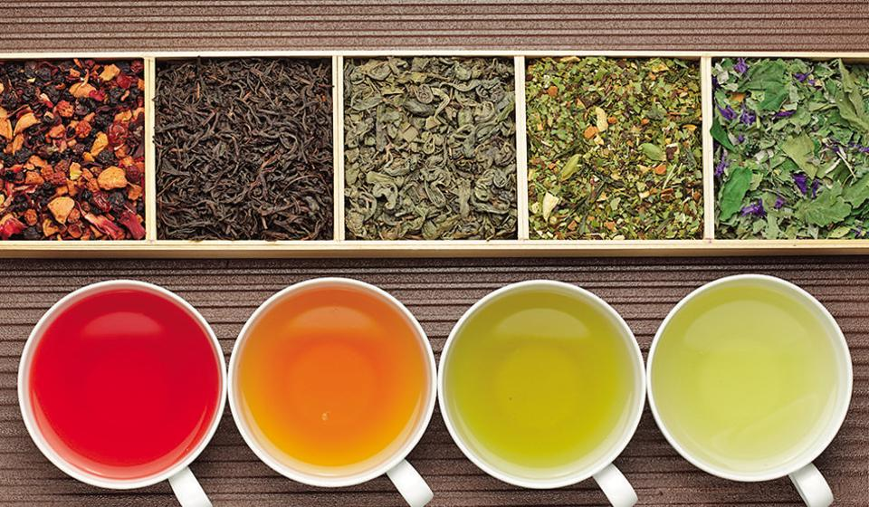 You can choose from a wide variety of teas available in the market