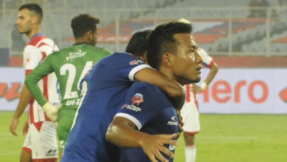 Chennaiyin FC,ATK,Indian Super League