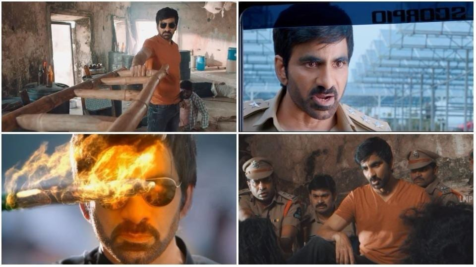 Touch Chesi Choodu trailer,Ravi Teja,Touch Chesi Choodu