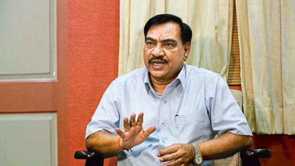 Maharashtra Congress chief Ashok Chavan on Thursday extended an invitation to Khadse to join the Congress as the two leaders shared stage for birthday function of Raju Patil, former district president of the Congress in Jalgaon.