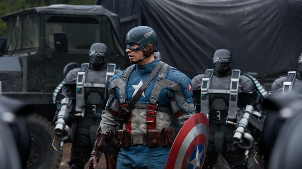 Captain America,Civil War,Avengers