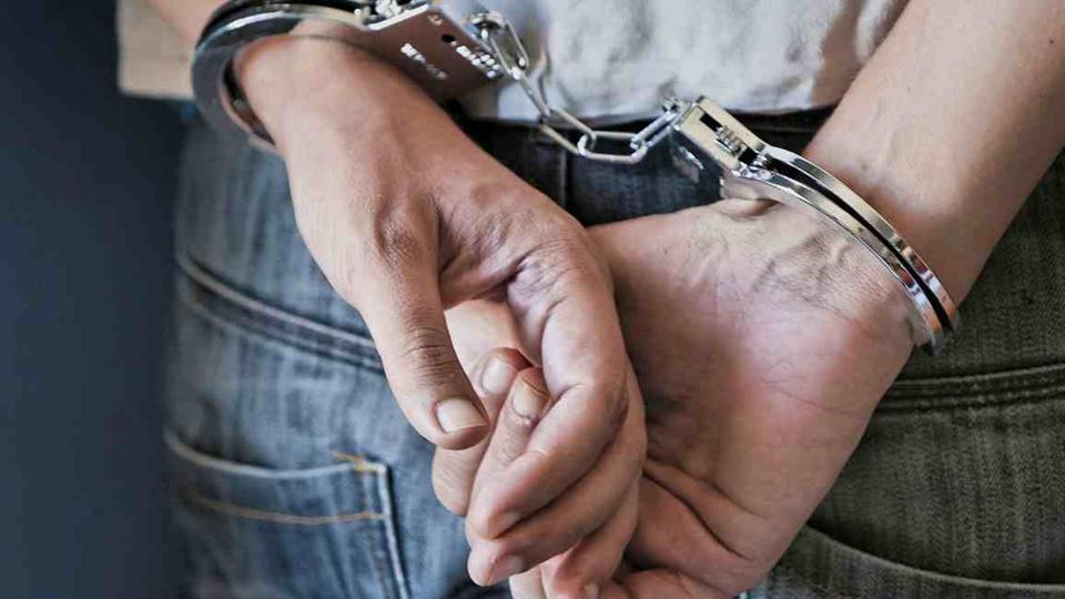The arrested accused have theft cases against them.