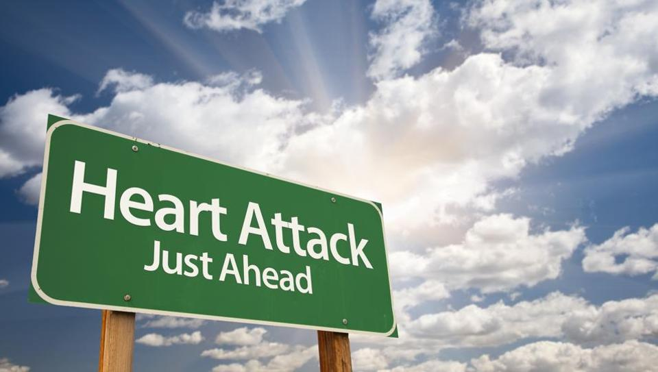 The risk of heart attack - or myocardial infarction -- is particularly acute in older adults, said the report in the New England of Medicine.