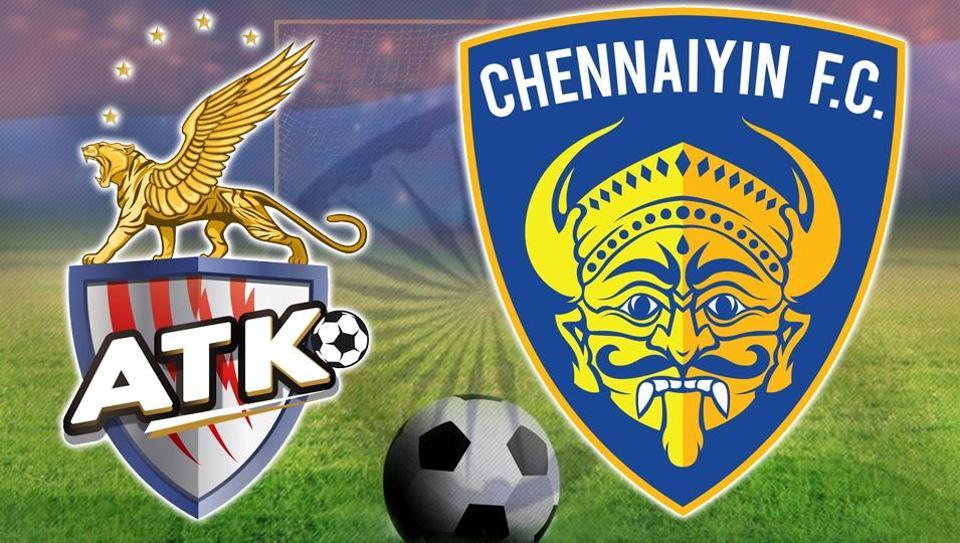 ATK,Chennaiyin FC,Indian Super League