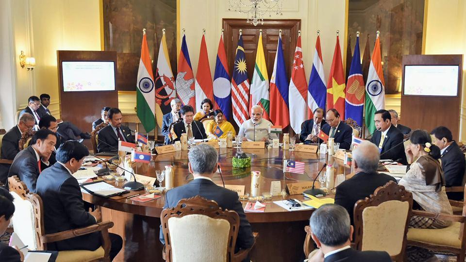 Narendra Modi,ASEAN,Republic Day