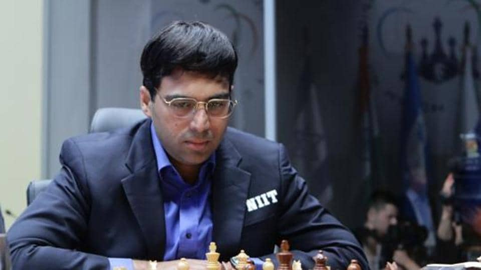 Viswanathan Anand has six points and with three rounds remaining, he would be hoping to finish on top.