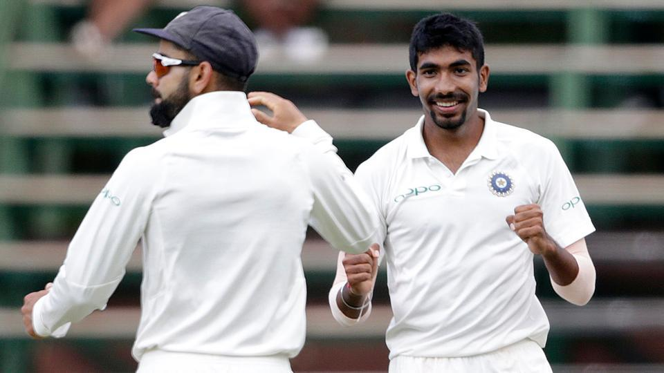 Disciplined S.Africa bundle out India for 187 on Day 1