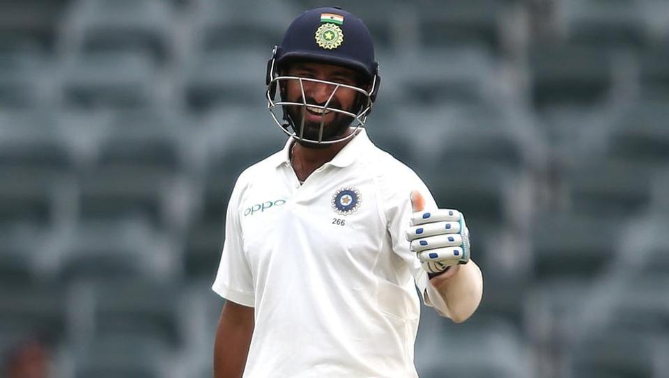 Cheteshwar Pujara,Indian national cricket team,Aadhaar card