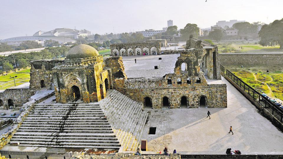Feroze Shah Kotla,Tughlaq,djinns