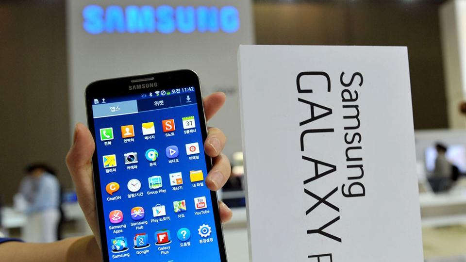 Samsung claims it has 45% value market share in India