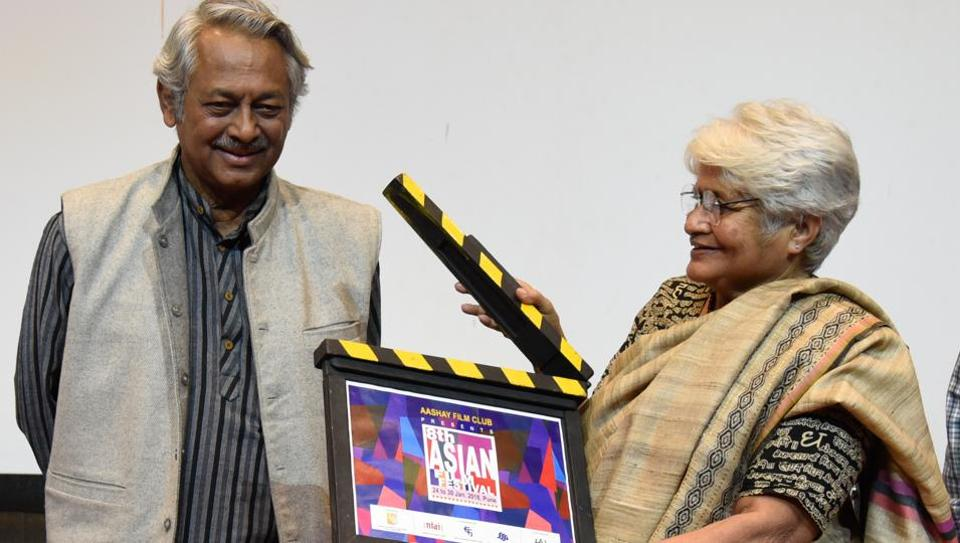 Sumitra Bhave inaugurates,8th Asian Film Festival,National Film Archive of India