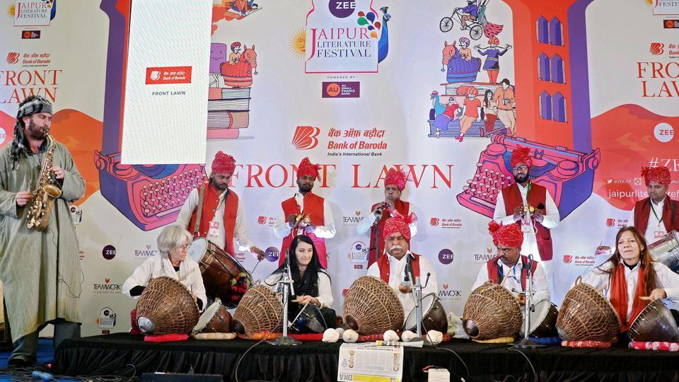 Jaipur Literature Festival,Jaipur Literature Festival 2018,JLF