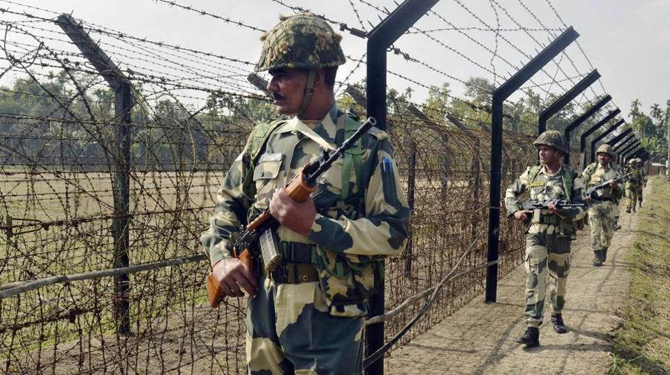 India,Pakistan,International Border