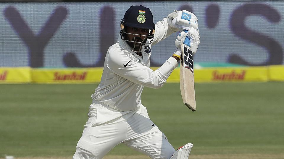 At stumps on Day 2, India reached 47/1 to take a lead of 42 runs. Murali Vijay was batting on 13 while KL Rahul was on 16. (AP)