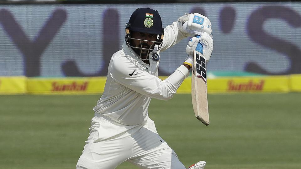 Live cricket score,India vs South Africa,3rd Test