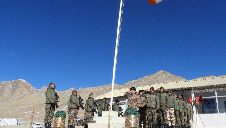 India-China relations,Indian army,Chinese army