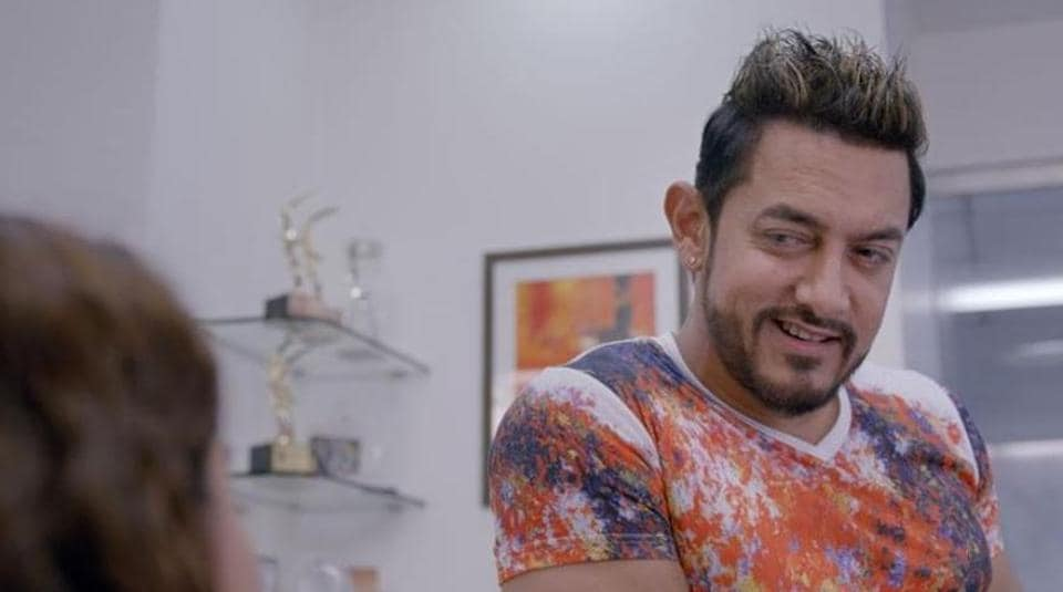 Aamir Khan plays a musician in Secret Superstar.