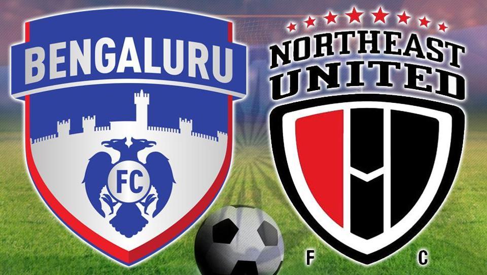 Bengaluru FC,NorthEast United FC,Indian Super League
