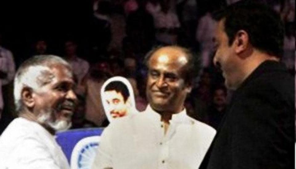 Kamal Haasan,Rajinikanth,Isaignani Ilaiyaraaja