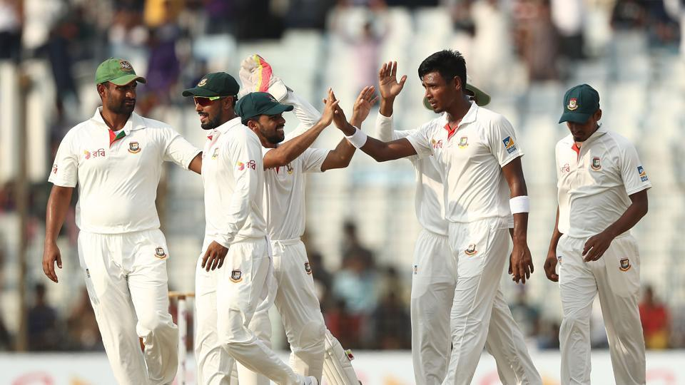 Bangladesh defeated Sri Lanka in their 100th Test last year and they will be aiming for a series win this time at home.
