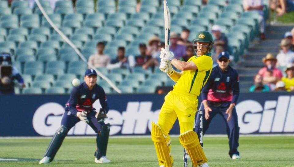 Travis Head's 96 helped Australia beat England by three wickets in Adelaide against England. Get full cricket score of fourth ODI between Australia and England here.