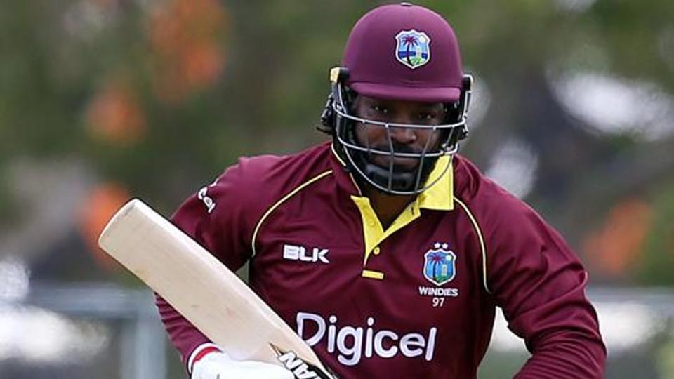 Chris Gayle has been named in West Indies' squad for the ICC World Cup qualifiers.