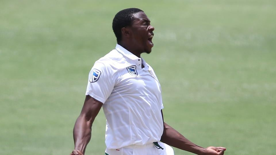 Soon, Rabada got the wicket of Kohli (41) to leave India in all sorts of trouble.  (BCCI )