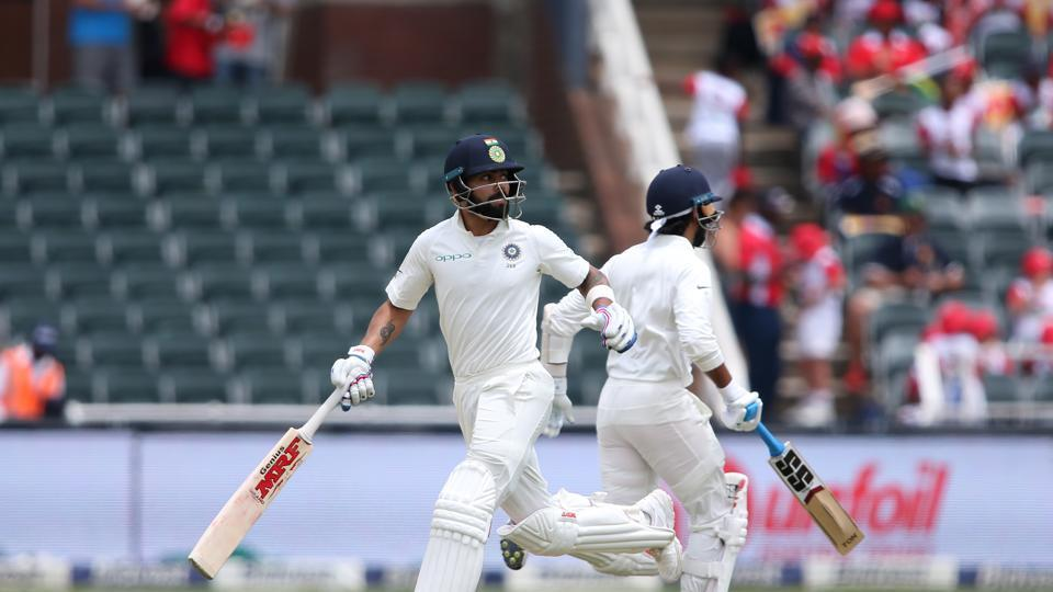 Murali Vijay and Virat Kohli then steadied India's ship and punished almost all loose balls.  (BCCI )