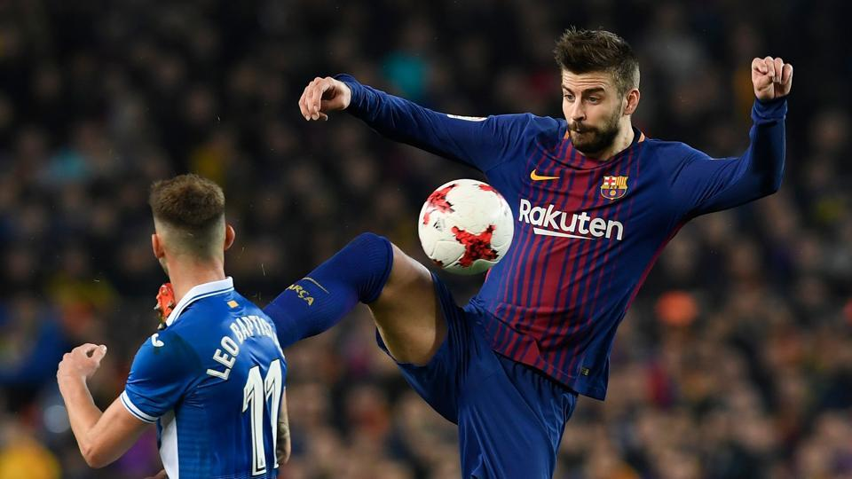 Espanyol demand Piqué and Busquets investigation
