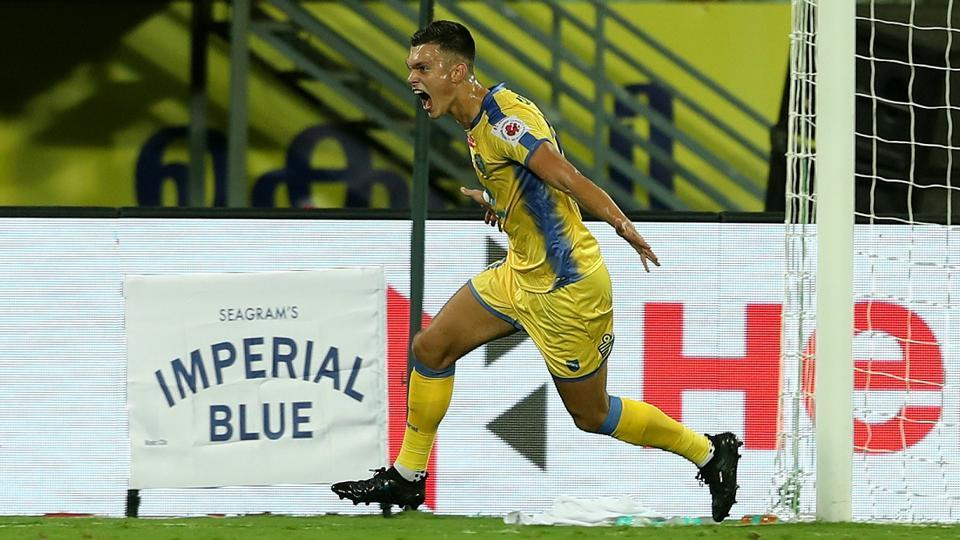 Indian Super League side FCGoa announced the signing of young Dutch striker Mark Sifneos, who earlier played for Kerala Blasters FC.