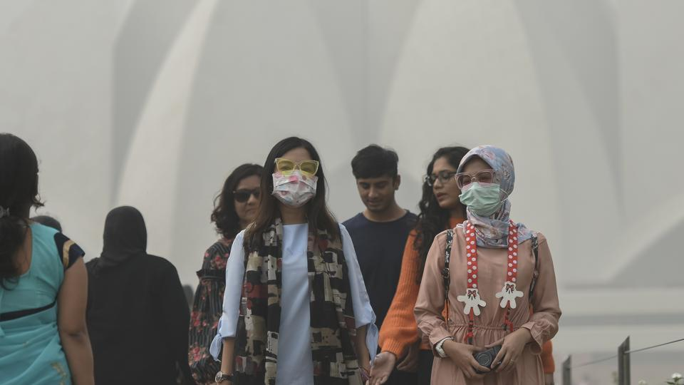 The study will be used to prepare local-level action plan to check pollution levels at the city's foul air pockets.