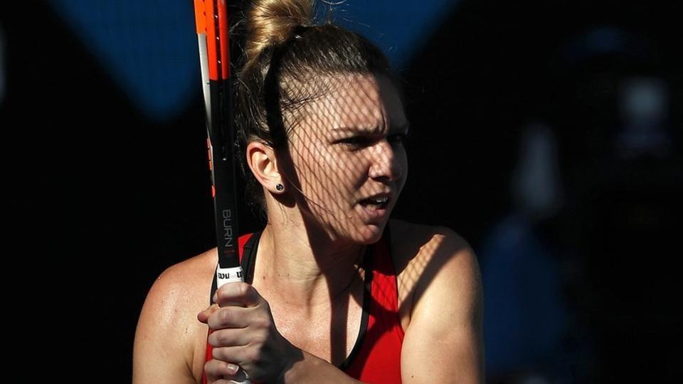 Australian Open,Simona Halep,Caroline Wozniacki