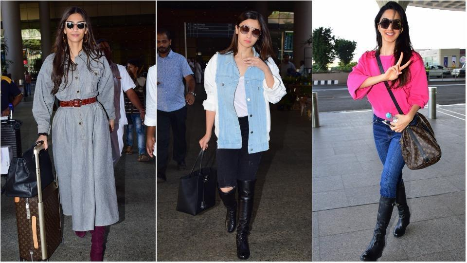 Style your boots with help from Bollywood celebs.
